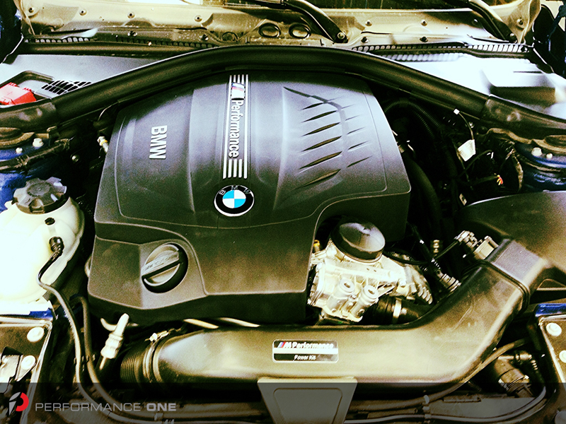 Performance One Bmw F30 335i Power Kit Amp Exhaust