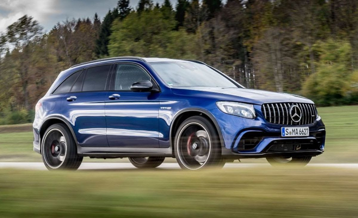 Performance One Mercedes Benz Amg Glc63 S Valved Exhaust System