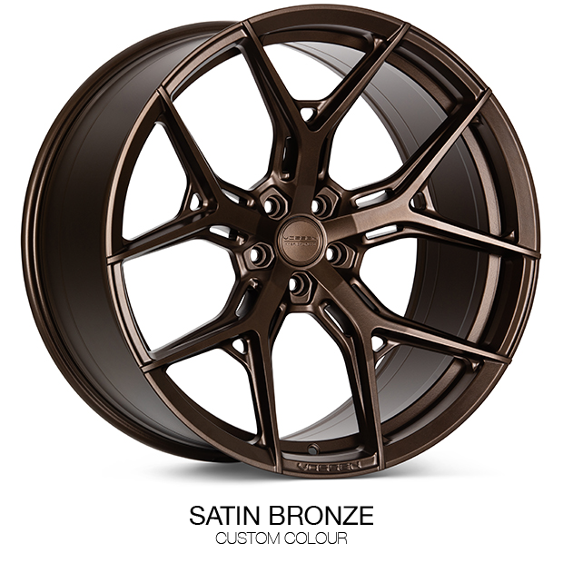 Vossen Hf 5 The All New Hybrid Forged Wheel