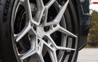 C8 Corvette X-Series S3-X4-4