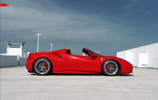 Ferrair 488 Spider X-Series S3-X4-2