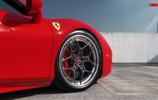 Ferrair 488 Spider X-Series S3-X4-9
