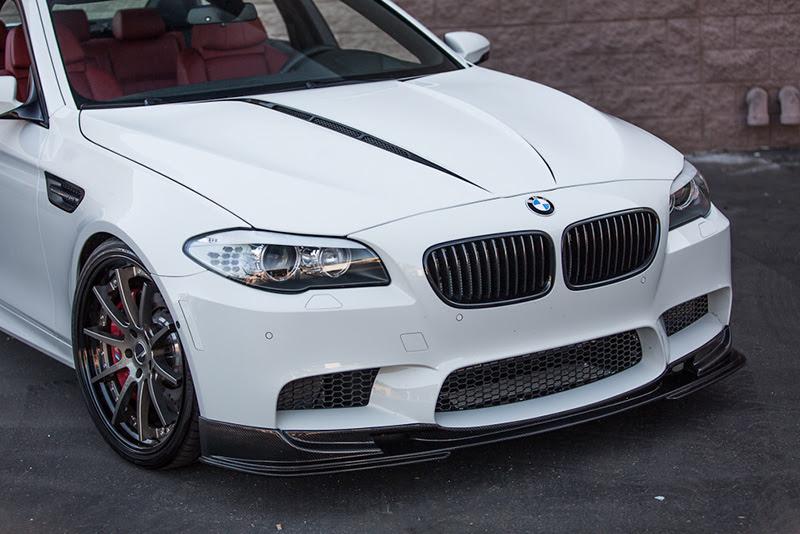 BMW F10 M5 Carbon Fiber Aero Program-2