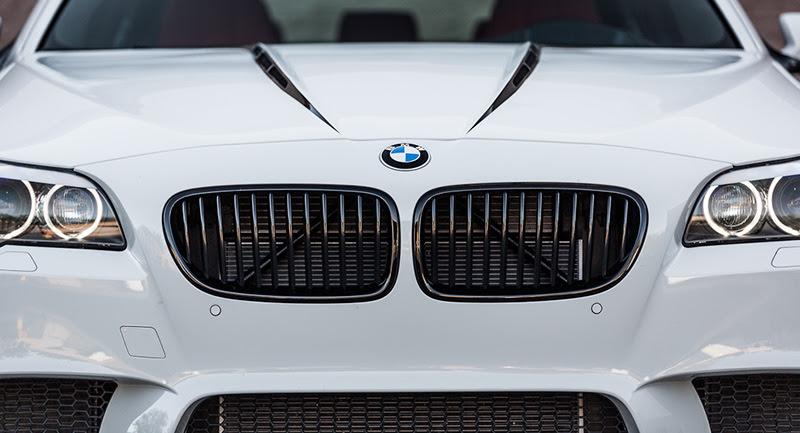 BMW F10 M5 Carbon Fiber Aero Program-4