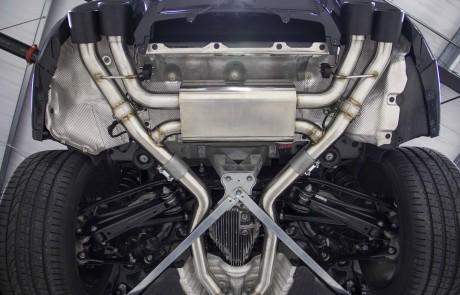 Dinan Valved Axle-back Exhaust BMW F97 X3M - F98 X4M-11