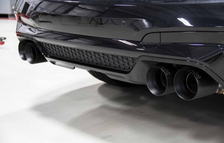 Dinan Valved Axle-back Exhaust BMW F97 X3M - F98 X4M-12