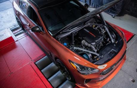 Kia Stinger GT Intake-6