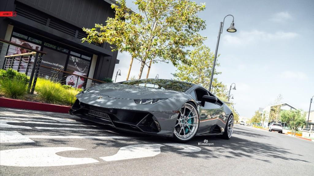 Lamborghini Huracan Evo AN32 SeriesTHREE-1