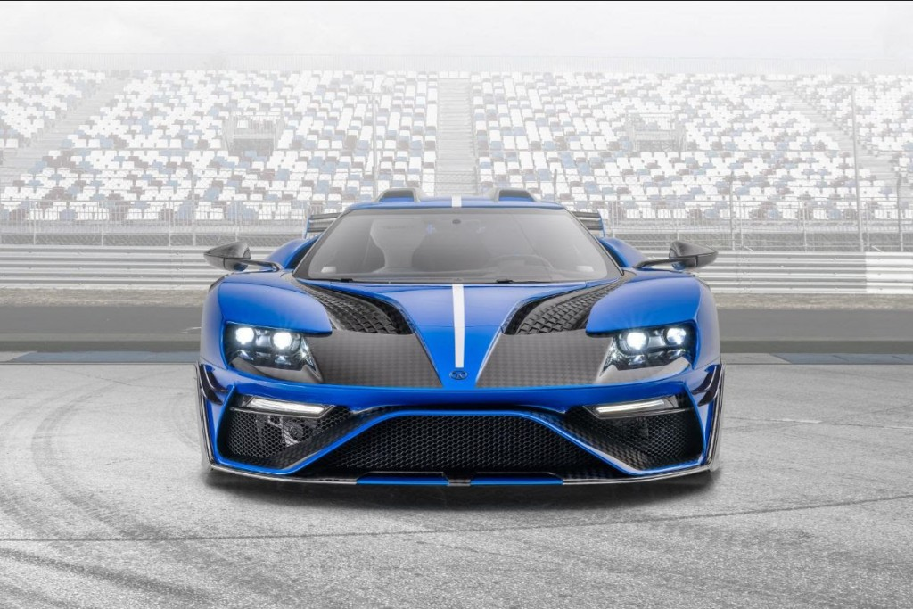 Le Mansory Ford GT-2