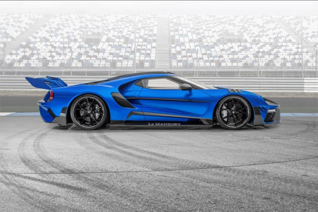 Le Mansory Ford GT-3