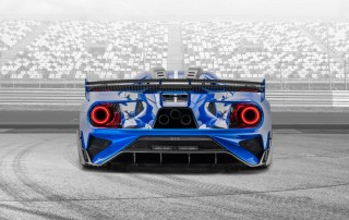 Le Mansory Ford GT-4