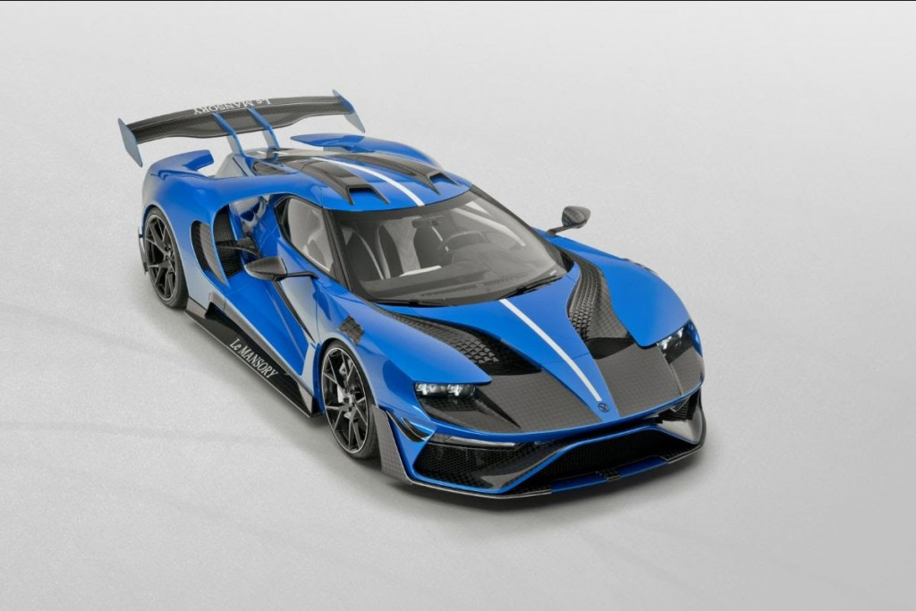 Le Mansory Ford GT-5