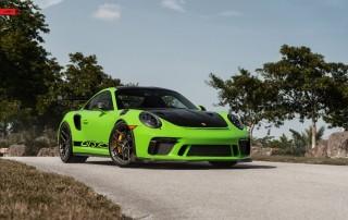 Porsche GT3RS X-Series S1-X4-10