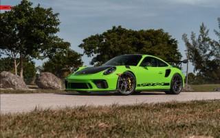 Porsche GT3RS X-Series S1-X4-6