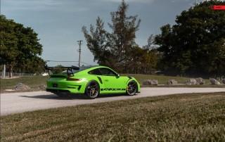 Porsche GT3RS X-Series S1-X4-8