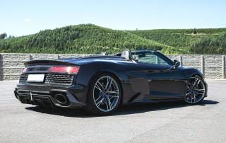 Capristo Full Carbon Fiber Portfolio for 2020+ Audi R8-3