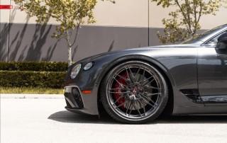 Bentley Continental GTC ANRKY X-Series S1-X1-4