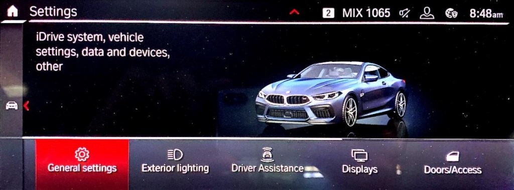 Disable remote software upgrade for BMW-3