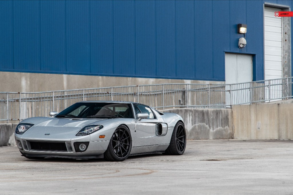 Ford GT AN38 SeriesTHREE-1