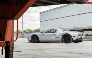 Ford GT AN38 SeriesTHREE-6