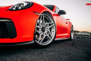 991.2 Porsche GT3 X-Series Monoblock S1-X3 -7