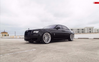 Rolls Royce Ghost Anrky AN30 SeriesTHREE-1